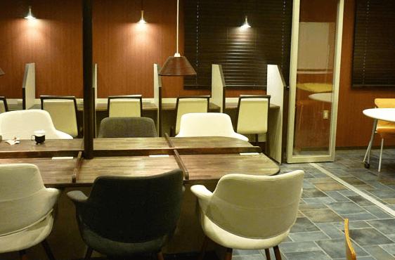 大阪府大阪市北区にある勉強カフェ大阪うめだ