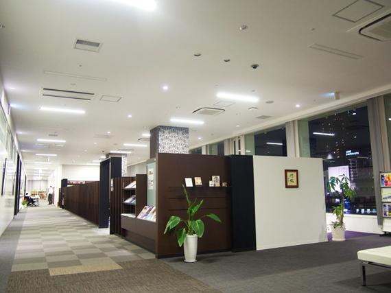 兵庫県神戸市中央区にあるコワーキングスペース スペースアルファ三宮