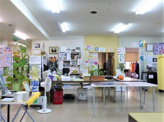 徳島県徳島市にあるイノベーションセンター徳島