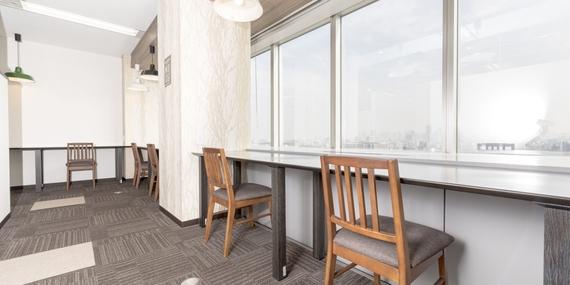 大阪府大阪市港区にあるコワーキングスペース BIZcomfort大阪ベイタワー
