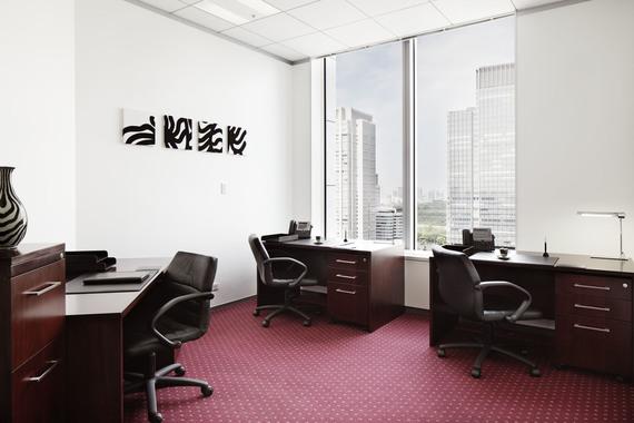 東京都千代田区にあるコワーキングスペース サーブコープ 丸の内トラストタワー本館