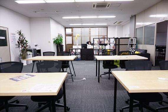 鳥取県鳥取市にあるコワーキングスペース ハニカム