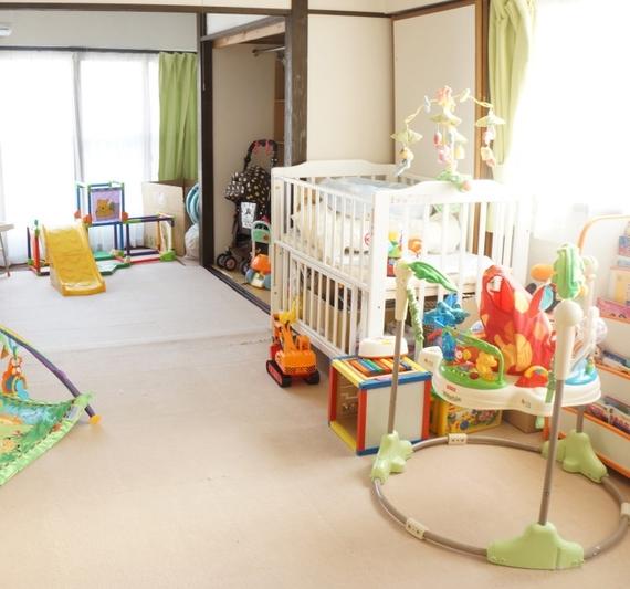 東京都杉並区にあるコワーキングスペース こどもコワーキング 「babyCo」(ベビーコ)
