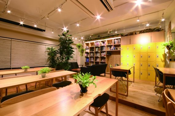 埼玉県さいたま市大宮区にあるコワーキングスペース24大宮