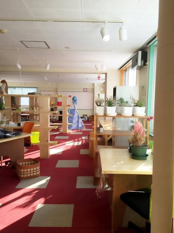 北海道釧路市にあるコワーキングスペース くしろフィス