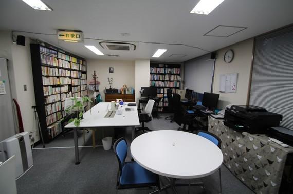 東京都町田市にあるコワーキングスペース コワーキング・スペース町田-小町