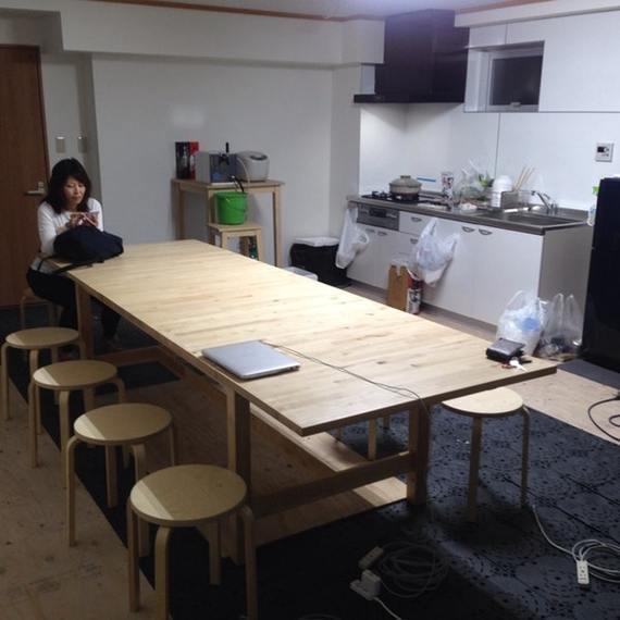 東京都世田谷区にあるコワーキングスペース 千歳烏山コワーキングスペース Chitokara Coworking(チトカラ コワーキング)