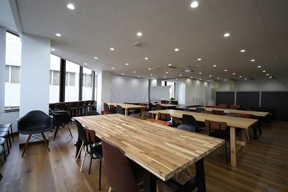 東京都東村山市にあるコワーキングスペース シェアオフィス - 結(musubi) -