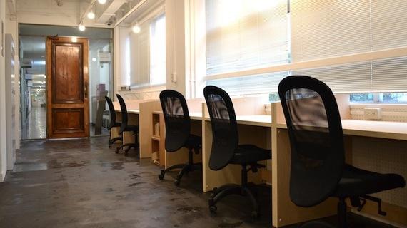 東京都世田谷区にあるコワーキングスペース IID 世田谷ものづくり学校 コワーキングスペース