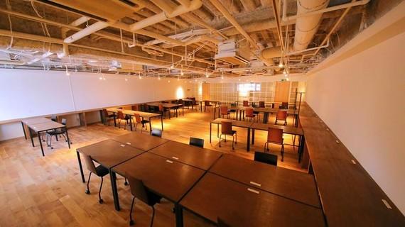 福岡県北九州市小倉北区にあるコワーキングスペース fabbie北九州