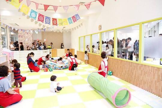 東京都港区にあるコワーキングスペース サテライトママスクエア